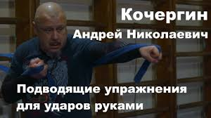 Seminar 45: <b>Кочергин Андрей Николаевич</b> Подводящие ...