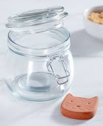2 pc sugar saver jar set