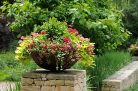 Small Picture Delighful Flower Pot Garden Find This Pin And More On Boxes Pots