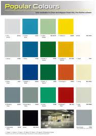 45 Surprising Nippon Paint Exterior Colour Chart