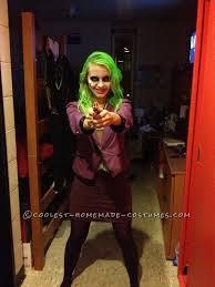 coolest homemade joker costume