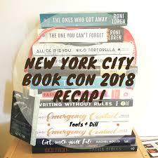 i came i saw i conquered book con 2018 woohoo