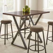 counter height dining room table sets awesome high kitchen chairs steve silver furniture omaha counter height