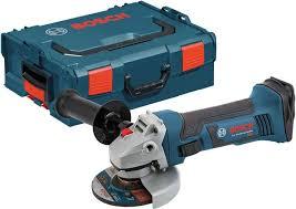 cordless grinder. cag180bl 18 v 4-1/2 in. angle grinder cordless