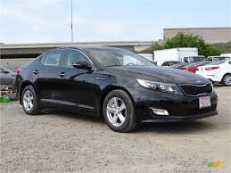 kia optima 2014 blacked out. Unique Out Ebony Black Kia Optima With 2014 Blacked Out A