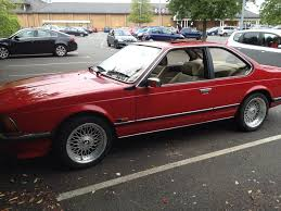 1987 bmw 635 csi general pottering retro rides after what has seemed like an eternity i finally got the time to fix the nissan x trail and swap it for this beast