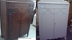 Painted Bedroom Furniture Before And After Painted Furniture Before And After Before And After Of Our Shabby