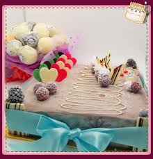 Party Package 4 9pure Square Ice Cream Cake 20sticks Ice Cream