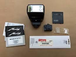 Metz Sca 321 300 System Flash Module For Olympus Cameras