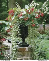 Small Picture Container Plantings in the Shade Yield a Spectacular Garden Fine