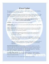 purpose of cover letter resume badak business cover letter purpose