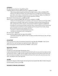 Nurse Anesthetist Resume Crna Resume Examples] Resume Crna Resume Examples Resume Crna Resume 91