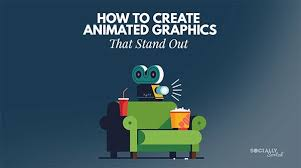 animation maker how to create animated graphics that stand out