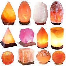 details about himalayan pink salt lamp natural rock salt lamp salt lamp ionizer diffe size