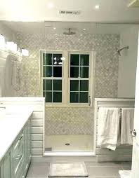 clean shower door track fancy how to clean aluminum shower doors shower door track shower door