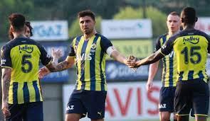 ÖZET | Fenerbahçe - Kasımpaşa maç sonucu: 4-1 (Hazırlık maçı) - Fenerbahçe ( FB) Haberleri Spor