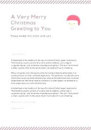 Response Letter Template 6 Free Templates From Blog Santa Reply Word
