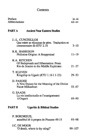 theology of the old testament collection vols bible sample pages