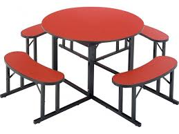 round school lunch table. Round Cafeteria Table 48\ School Lunch U
