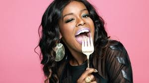 Azealia Banks Appears To Dig Up Dead Cat...And Cook It - That Grape Juice