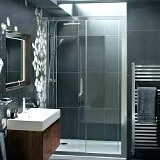 delta shower doors delta shower doors installation installing sliding