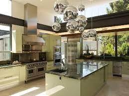 mid century modern style kitchen