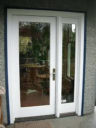patio door with venting sidelites architect series single french door with sidelight photo sharing patio door with venting sidelites