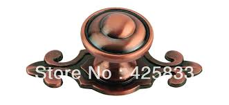 copper knobs and pulls. single furniture red zinc alloy bronze copper plating kitchen knobs cabinet handle drawer pull and pulls
