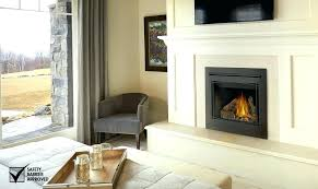 cleaning gas fireplace glass er