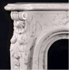 Marble Mantels | Antique Reproduction Marble Mantels | Fireplace ...