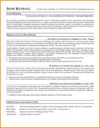 Example Of Resume Profile Resume Template