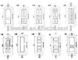 Standard Door Size Exterior Samsflowers Co
