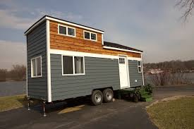 Small Picture A modern 250 square feet tiny house on wheels in South Elgin