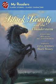 black beauty fans share