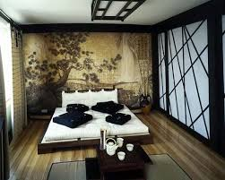 japanese home decor for bedroom with wallpaper and modular bed and hardwood floor interior japanese home decor ideas japan style home decoration bedroom japanese style