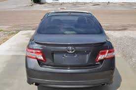 2010 Toyota Camry Se V6 - Used Toyota Camry for sale in Huntsville ...