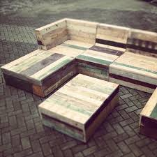 Unique Coffee Table Out Of Crates 10 DIY Ideas For Wooden Pallets Recycled  ...