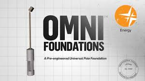 Concrete Light Pole Base Design Omni Foundations Universal Lamp Pole Foundation