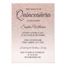 Invitations Quinceanera Quinceanera Invitations Beautiful And Personalized Quince