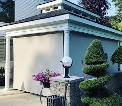 exterior shades motorized patio