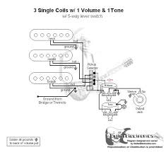 hss strat wiring diagram 1 volume 2 tone wiring diagram and pickup wiring diagram 2002 the kramer forum special features kramerforum