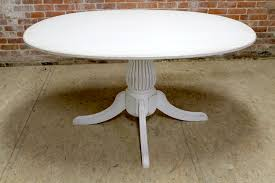 Oval Kitchen Table Pedestal Peoples Furniture Small