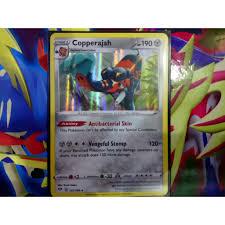 Bản Tiếng Anh) Thẻ TCG Pokemon Holo Copperajah - Trading Card Game Pokemon  TCG tại TP. Hồ Chí Minh