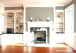 built in bookcases around fireplace built in bookcases built in bookshelves living room built in shelves