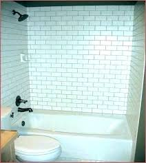 faux subway tile panels paneling commercial