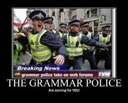 Writing About Writing (And Occasionally Some Writing): Grammar Memes via Relatably.com