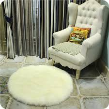 get ations customize the entire australian wool sheep wool sofa cushion pad windows and the whole sheepskin rug