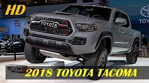 2018 ALL NEW TOYOTA TACOMA TRD PRO FULL INTERIOR AND EXTERIOR BEST ...