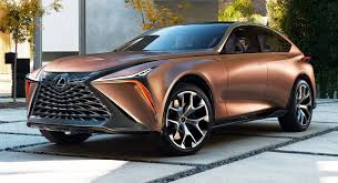Lexus Suv Size Chart New Lexus Lf 1 Limitless Concept Is A Flagship Suv From The