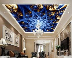 Custom 3d Behang Wit Crane Lake Achtergrond Living 3d Wallpaper 3d